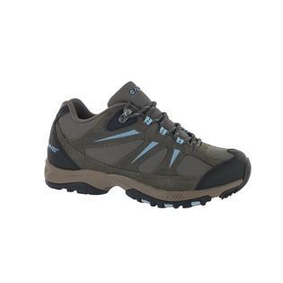 Hi-Tec Women's Trail II Dark Taupe/Powder Blue Multisport Shoe Wide Widths Available