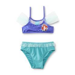 Disney Baby Ariel Toddler Girl's Bikini Swimsuit at Kmart.com