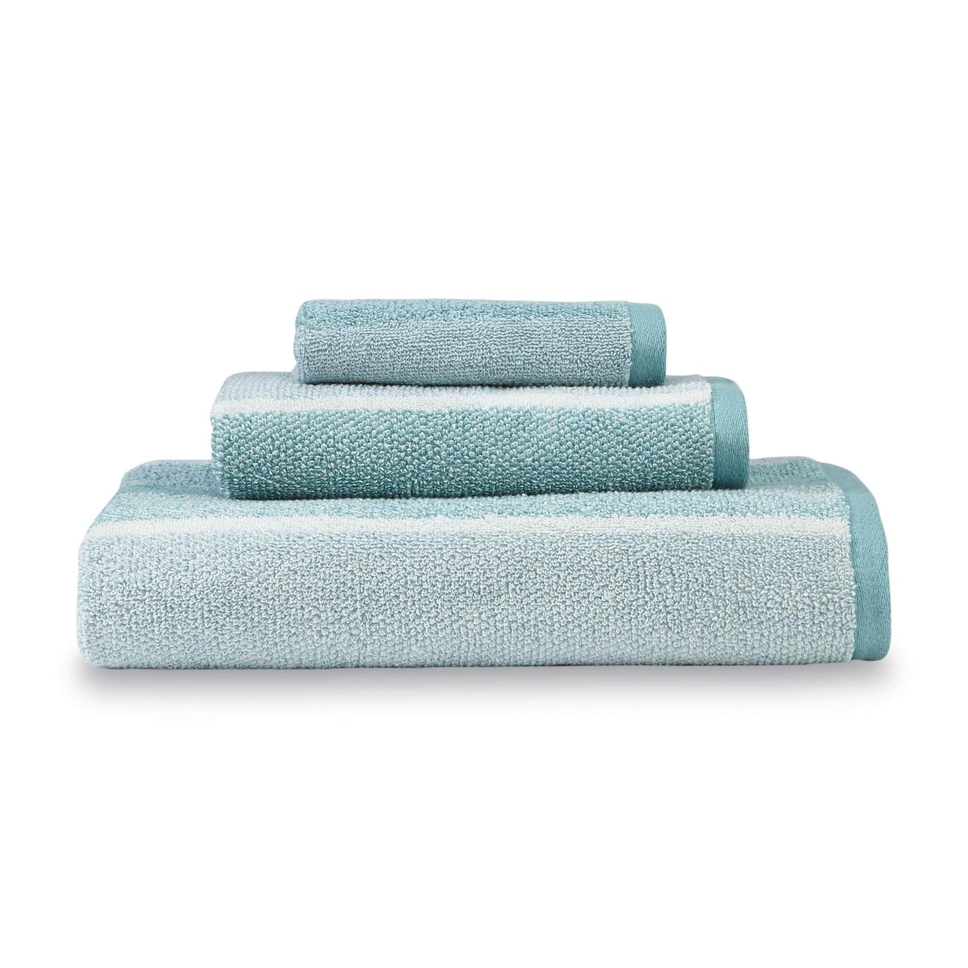 Grand Resort Bath Towel Hand Towel or Washcloth - Ombre