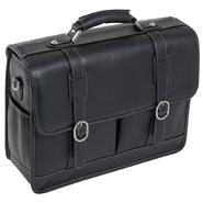 McKlein® McKleinUSA BEVERLY 15445 Black Leather Laptop Case at Kmart.com