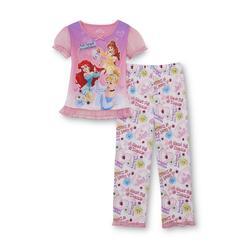 Disney Princess Princess Girl's Pajama Top & Pants - Her Royal Sweetness at Kmart.com
