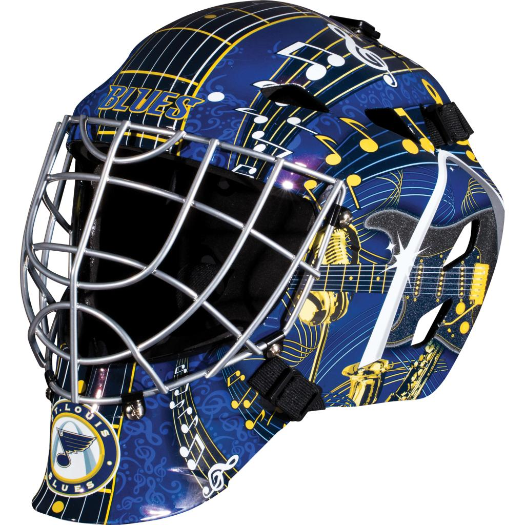 Franklin Sports Franklin Sports GFM 1500 NHL St. Louis Blues Goalie Face Mask
