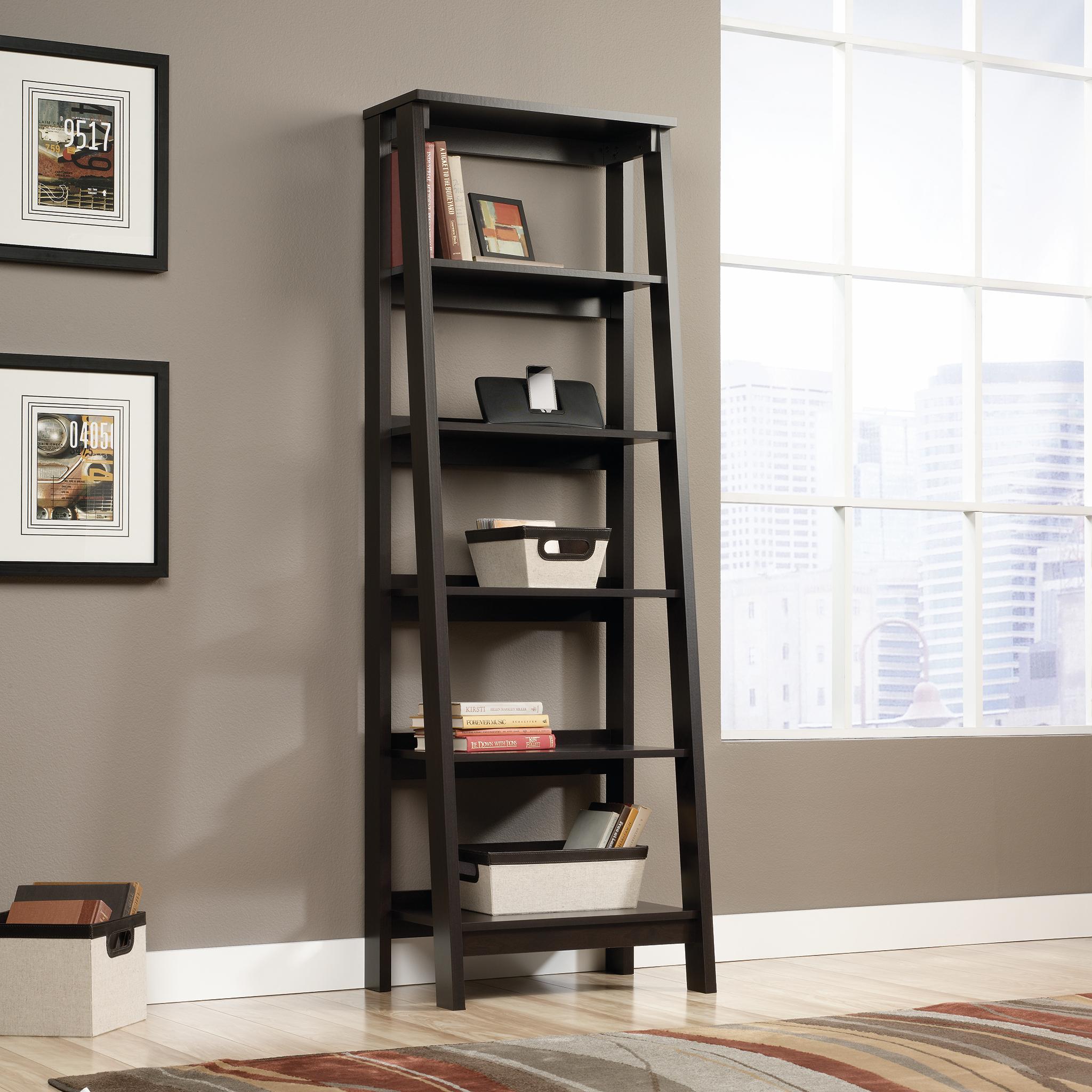 Trestle 5 Shelf Bookcase