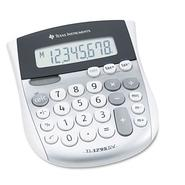 Texas Instruments TI-1795SV Handheld Calculator, Eight-Digit LCD at Kmart.com