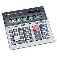 Sharp QS-2130 Compact Desktop Calculator, 12-Digit LCD at Kmart.com