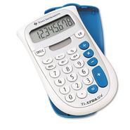 Texas Instruments TI-1706SV Handheld Calculator, Eight-Digit LCD at Kmart.com