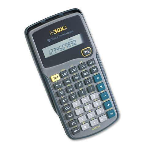 Texas Instruments  TI-30Xa Scientific