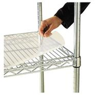 Alera Clear Wire Shelf Liners, 36 x 18, 4/Pk at Kmart.com