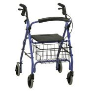 Nova Ortho-Med Inc Get Go Rolling Walker 4203PL - Purple at Kmart.com