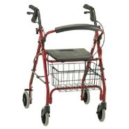 Nova Ortho-Med Inc Get Go Rolling Walker 4203RD - Red at Kmart.com