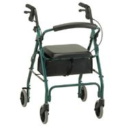 Nova Ortho-Med Inc Get Go Classic Rolling Walker 4202CGN - Green at Kmart.com