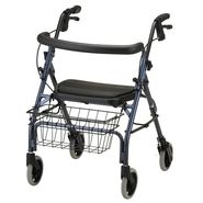 Nova Ortho-Med Inc Rolling Walker with Seat, 1 walker at Kmart.com