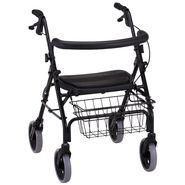 Nova Ortho-Med Inc Cruiser Deluxe 4202BK - Black at Kmart.com