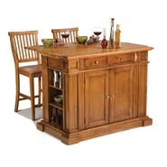 Home Styles Kitchen Island with Two Stools at Sears.com