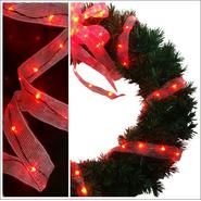 Starlite Creations 9Ft LED Ribbon Lights, 54 Lights, Red at Kmart.com