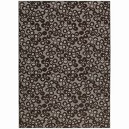 Garland Rug Big Bang Pecan/Chocolate 5'x 7' Area Rug With Rug Magic at Kmart.com