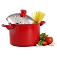Basic Essentials 5QT ALUMINUM PASTA POT at Kmart.com