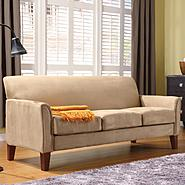 Oxford Creek Collection Peat Sofa at Sears.com