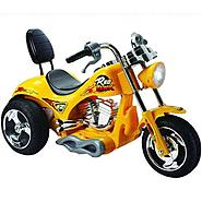 Mini Motos Red Hawk Motorcycle 12v Yellow at Kmart.com