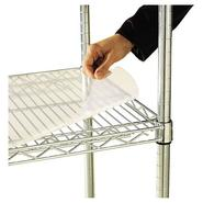Alera Clear Wire Shelf Liners, 48 x 18, 4/Pk at Sears.com