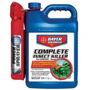 Bayer Complete Insect Killer for Gardens  with Power Sprayer 1.3-gallon at Kmart.com