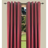 "Ricardo Trading Elegance Insulated/Thermal foam-backed DOUBLE-WIDE 108"" x 84"" grommet panel in Wine/Red at Kmart.com"