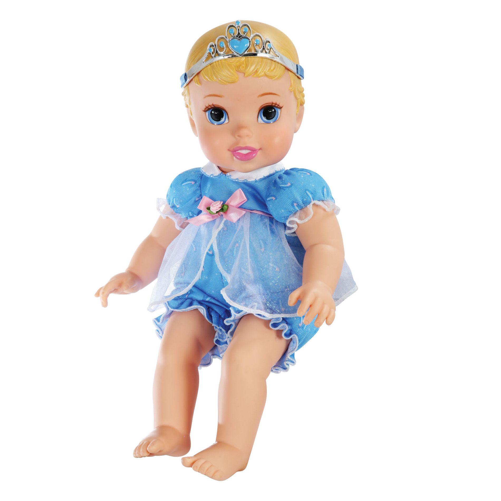 Disney Princess Toys : Disney princess baby cinderella toys games dolls