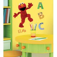 RoomMates Sesame Street Elmo Giant Wall Decal at Kmart.com