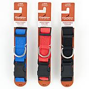 "Champion Breed Adjustable Dog Collar Large Breed 1"" X 18-26"" at Kmart.com"