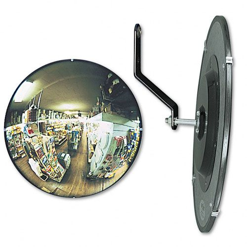 See All Round 160 Convex Security Mirror