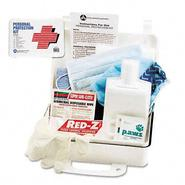 PhysiciansCare Reusable Personal Protection Clean-Up Kit at Kmart.com