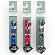 Champion Breed SMALL STAIN AND ODOR RESISTANT DOG LEASH, RED, GREEN OR BLUE, 5/8 X 48 Assorted at Kmart.com
