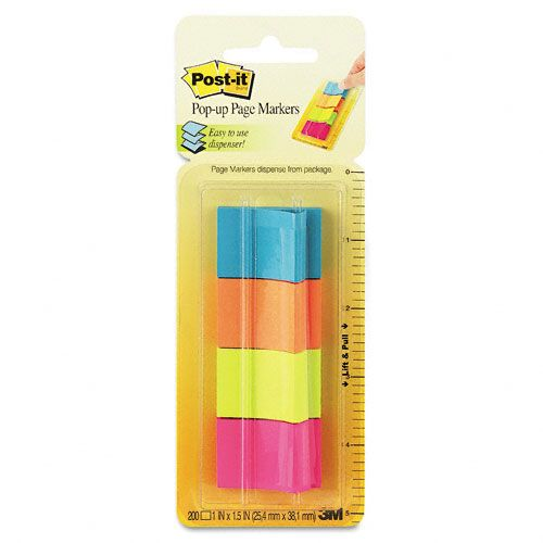 Post-it Page Markers and Flags