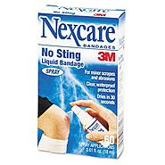 3M Nexcare No-Sting Liquid Bandage Spray, .61 ounce at Kmart.com