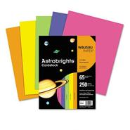 Wausau Paper Astrobrights® Assorted Colored Cover Stock at Kmart.com