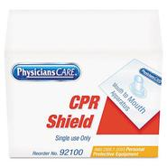 Acme United CPR Shield, Clear, Plastic at Kmart.com