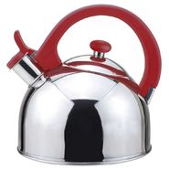 Magefesa Acacia Red Stainless Steel 2.1 QTS. Tea Kettle at Sears.com