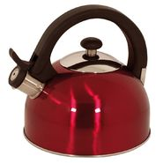 Magefesa Sabal Red Stainless Steel 2.1 QTS. Tea Kettle at Sears.com