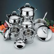 BergHOFF Professional 12 pc cookware set at Sears.com