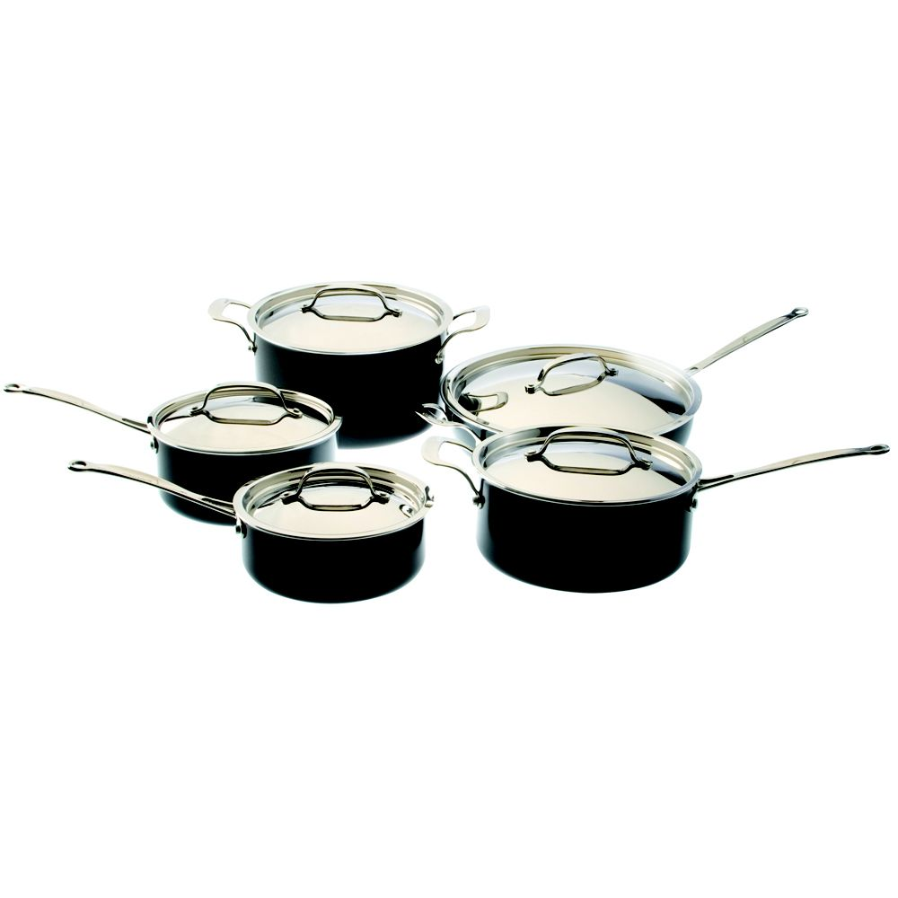 BergHOFF Earthchef by BergHOFF Acadian 10 pc cookware set