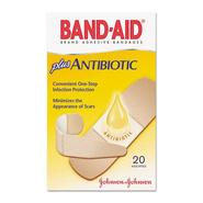 Band-Aid Johnson & Johnson Brand Antibiotic Bandages at Kmart.com
