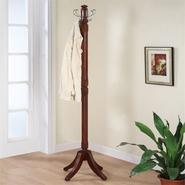 "L Powell Contemporary ""Merlot"" Coat Rack at Kmart.com"
