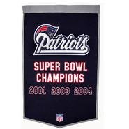 Winning Streak New England Patriots NFL Dynasty Banner at Kmart.com