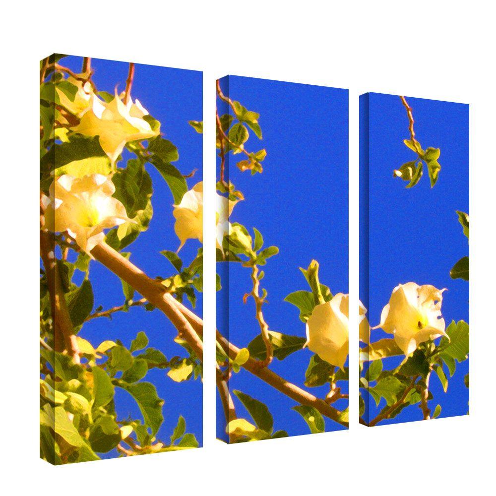 Trademark Fine Art Amy Vangsgard 'Flowering Tree I' 3-panel Art Set PartNumber: 02444173000P KsnValue: 02444173000 MfgPartNumber: AV016-set3