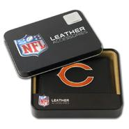 Rico Chicago Bears Men's Black Leather Tri-fold Wallet at Kmart.com