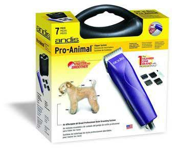 Andis And Grooming Clipper Pro-Animal Kit