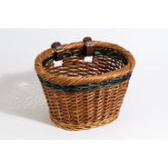 Nantucket Bicycle Basket Co. Tuckernuck Collection (Oval basket w/ Leather Straps at Kmart.com