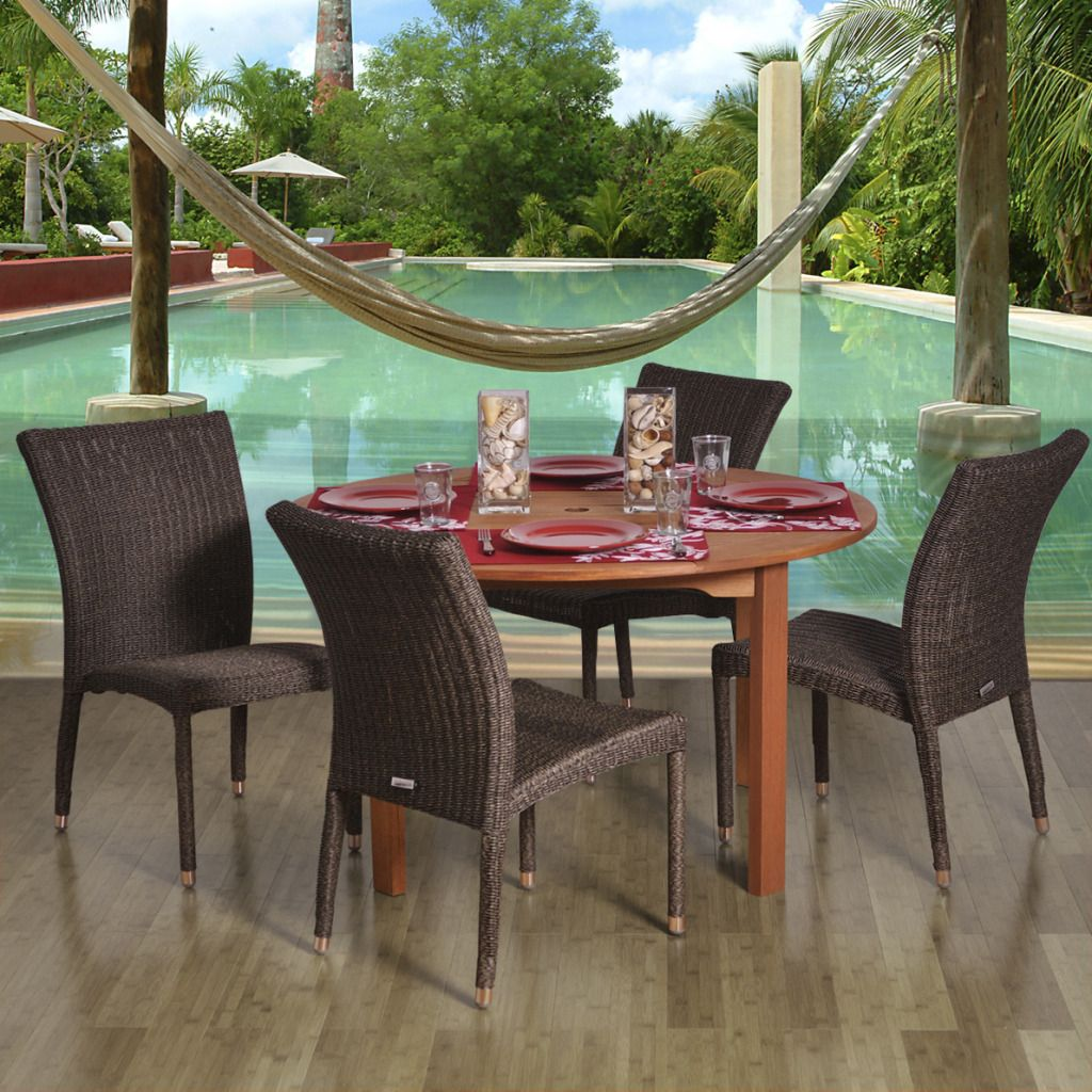 Amazonia  Lausanne 5-pc Dining Set