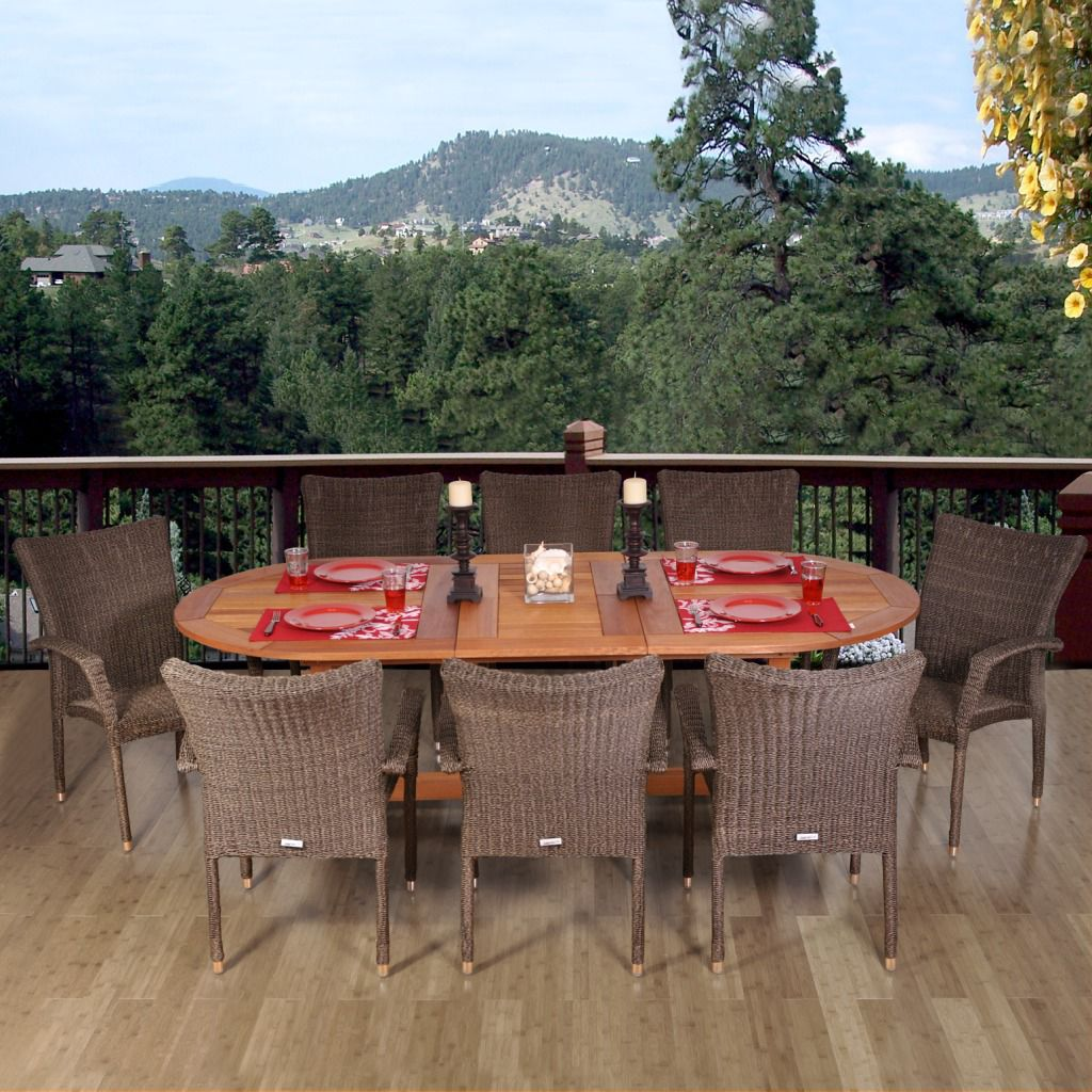 Avignon 9-pc Dining Set