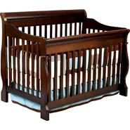 Delta Childrens Canton 4-in-1 Convertible Crib in Espresso at Kmart.com
